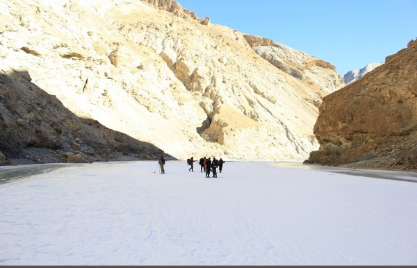 Chadar Frozen River Trek (8 days)