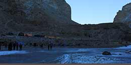 http://m.thegreatnext.com/Himalayan Snow Trek Adventure Trekking Leh Zanskar Chadar Frozen River