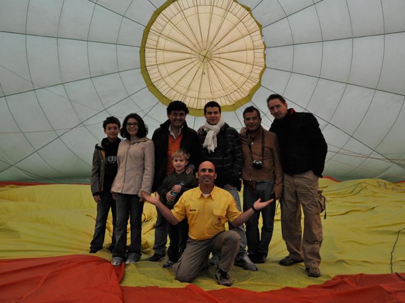 http://www.thegreatnext.com/Hot Air Balloon Lonavala Adventure Activity Safari Maharashtra
