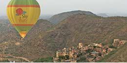 http://www.thegreatnext.com/Hot Air Balloon Neemrana Adventure Activity Safari Rajasthan