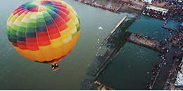 http://www.thegreatnext.com/Hot Air Balloon Pushkar Adventure Activity Safari Rajasthan
