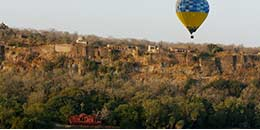 http://m.thegreatnext.com/Hot Air Balloon Ranthambore Adventure Activity Safari Rajasthan