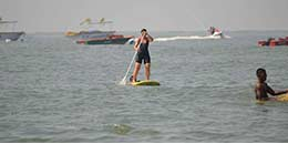 http://www.thegreatnext.com/Stand Up Paddle Boarding Goa Beach Adventure Nature Sea