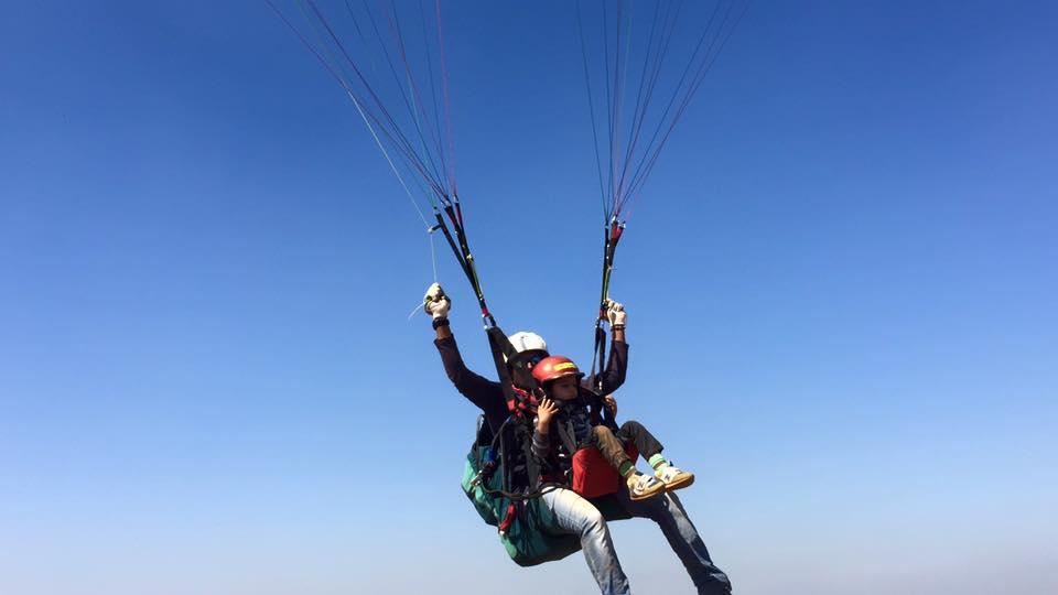 http://m.thegreatnext.com/Paragliding Adventure Tandem Paragliding Kamshet Maharashtra Offbeat