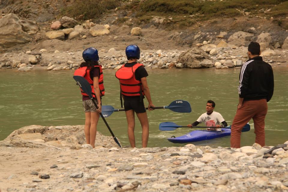 http://m.thegreatnext.com/Camping Riverside Ganges Rafting Kayaking Nature Kumaon Uttarakhand