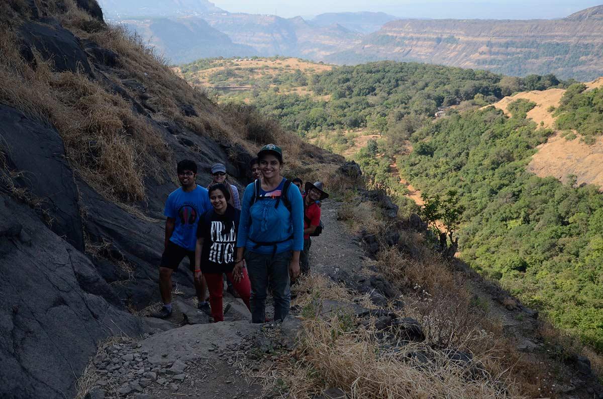 http://m.thegreatnext.com/Trekking Rajmachi Maharashtra Sahyadri Adventure