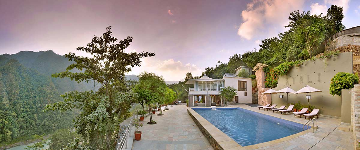 http://m.thegreatnext.com/Atali Ganga Rishikesh Riverside Luxury Resort Eco Uttarakhand Adventure Rafting