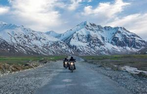 500cc Bullet Odyssey to Srinagar