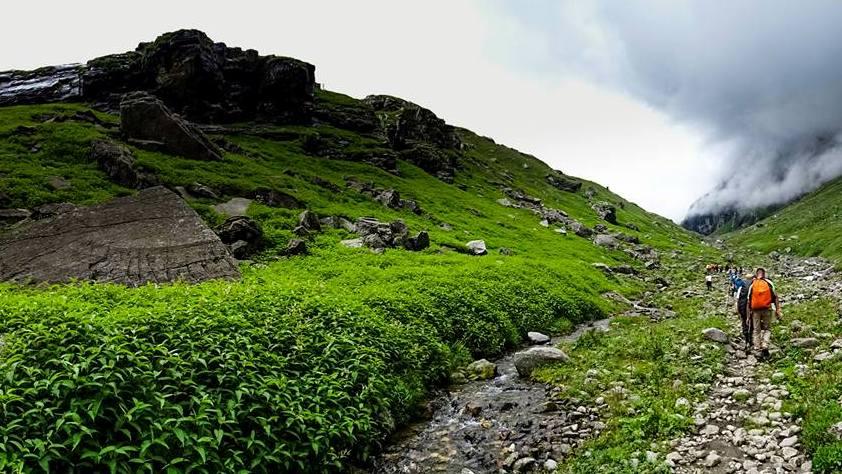 http://www.thegreatnext.com/Hampta Pass Trek Himachal Pradesh Adventure Trekking Summer Trek Camping
