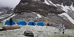 http://www.thegreatnext.com/Rupin Pass Trek Uttarakhand Trekking Snow Adventure Summer Camping