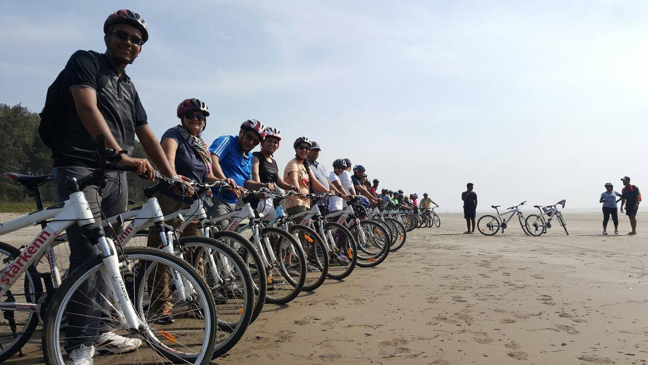 http://www.thegreatnext.com/Alibag Cycling Trip Day Cycling Maharashtra Beach Adventure