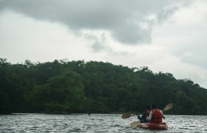 Weekday Rafting with AC River View Tent Stay
