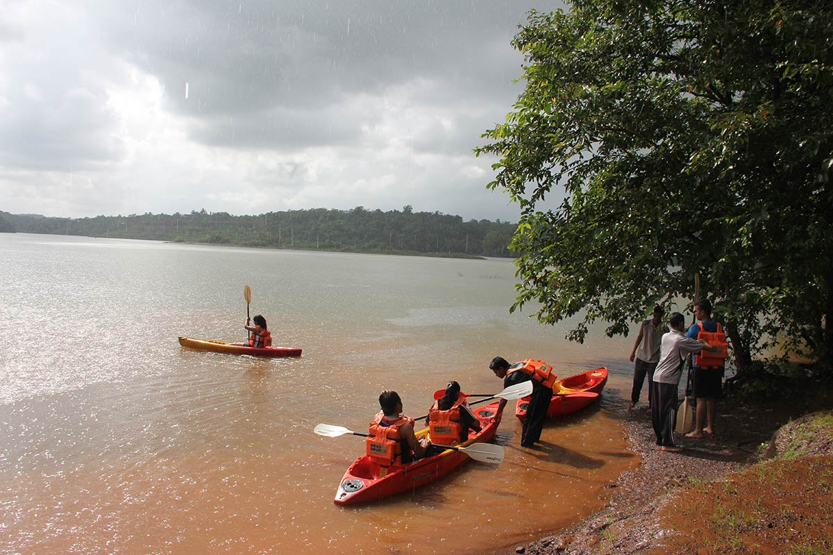 http://www.thegreatnext.com/Kundalika Kolad Nature Rafting Camp Stay Maharashtra Adventure Eco Offbeat Travel