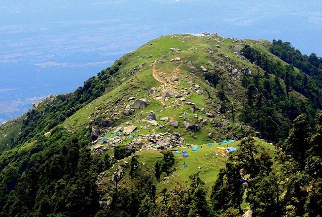 http://www.thegreatnext.com/Himalayan Adventure Trekking Himachal Pradesh Triund Camping