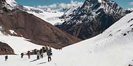 http://www.thegreatnext.com/Beaskund Trek Summer Trekking Himachal Manali Camping Adventure