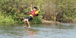 http://www.thegreatnext.com/Kundalika Kolad Nature Rafting Camp Stay Maharashtra Adventure Eco Offbeat Travel