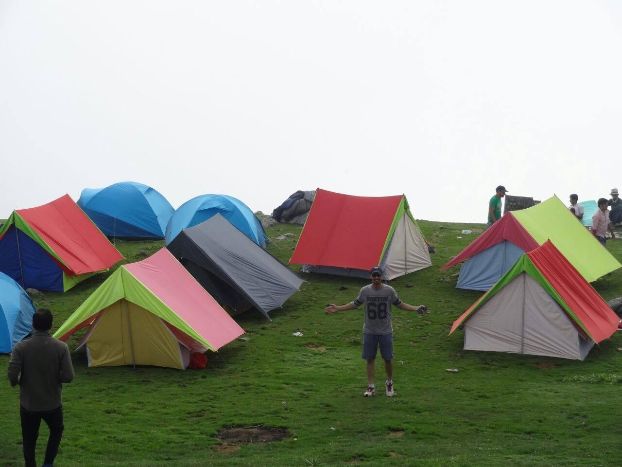 http://www.thegreatnext.com/Himalayan Budget Trekking Adventure Trekking Himachal Triund McLeodganj