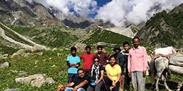 http://www.thegreatnext.com/Beaskund Trekking Adventure Himachal Manali