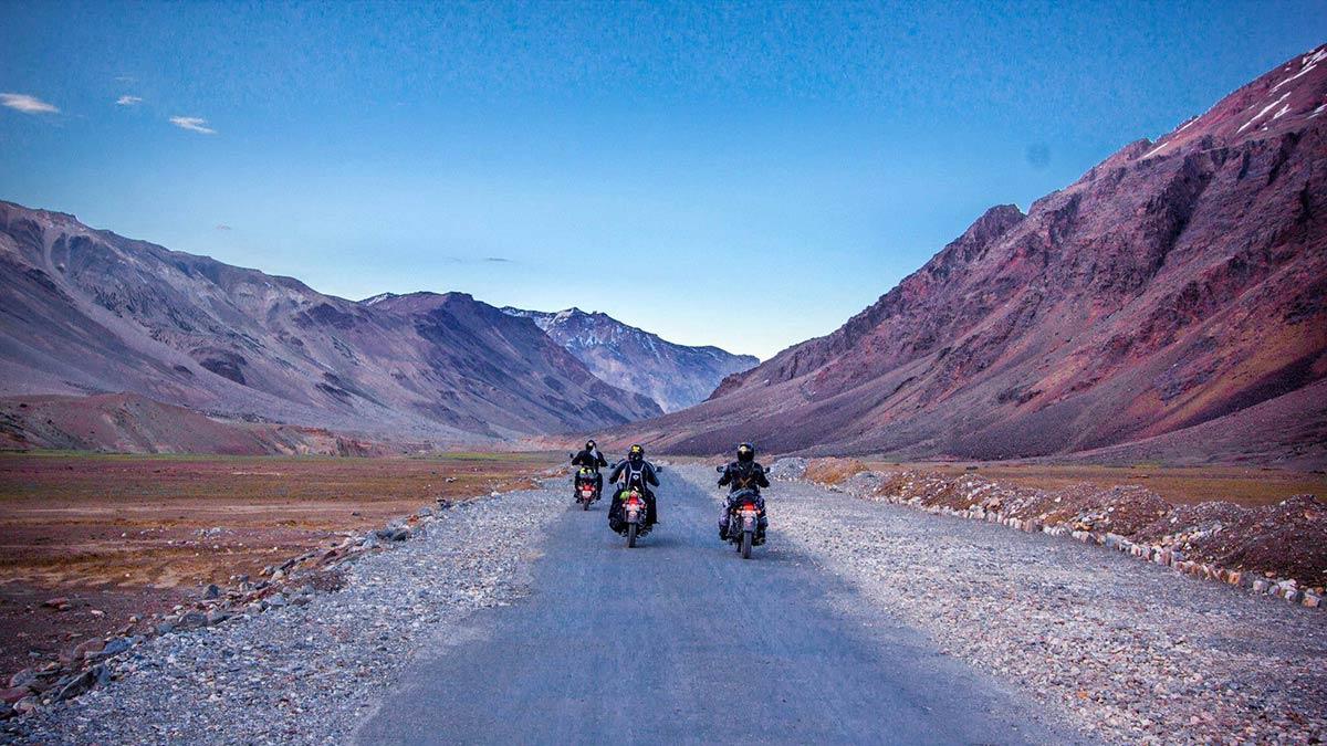 http://m.thegreatnext.com/Manali Leh Ladakh Motorbike Royal Enfield Motorcycling Himalayas Adventure