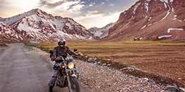http://www.thegreatnext.com/Manali Leh Ladakh Motorbike Royal Enfield Motorcycling Himalayas Adventure