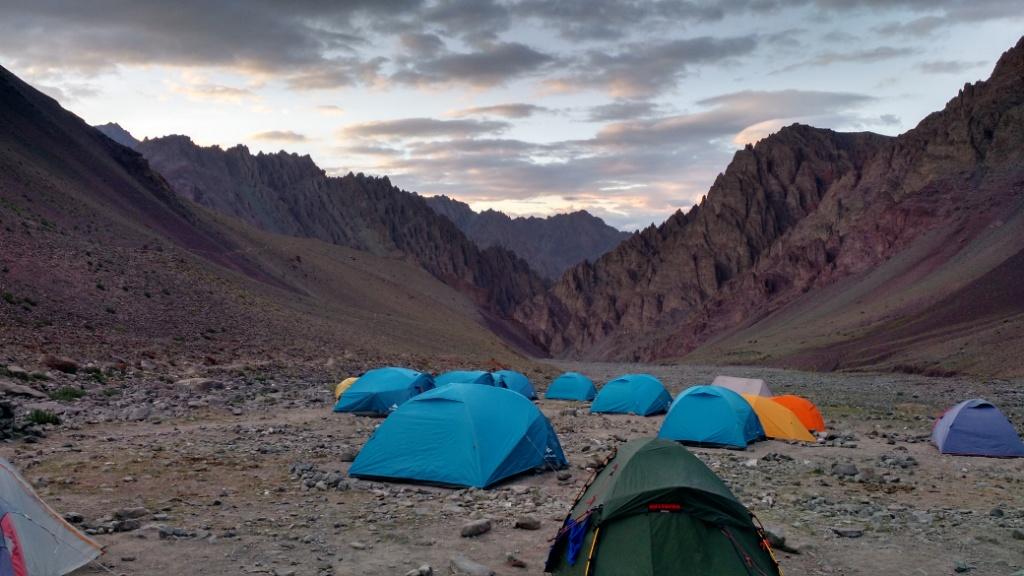 http://www.thegreatnext.com/Stok Kangri Trek Leh Ladakh Nature Camping Tents Jammu Kashmir
