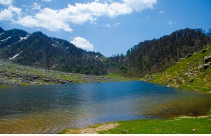 Kareri Lake and Indrahar Pass Trek