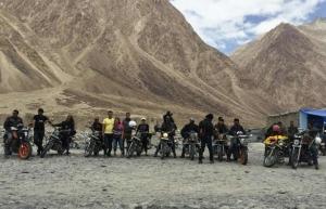 Leh 8 Days Motorbiking