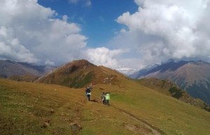 Manali-Kheerganga-Tosh trek