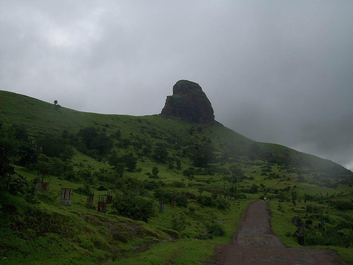 http://www.thegreatnext.com/Anjaneri Trek Maharashtra Nashik Trekking Fort Hill Mountains Activies Nature Lush Monsoon