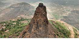 http://www.thegreatnext.com/Kalavantin Fort Trek Maharashtra Panvel Monsoon Trekking Hill Mountains Sports Activities Adventure