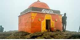http://m.thegreatnext.com/Kalsubai Fort Trek Maharashtra Monsoon Trekking Adventure Activity Mountains Nature Greenery