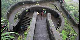 http://m.thegreatnext.com/Lohagad Fort Trek Maharashtra Monsoon Trekking Adventure Activity Sports Mountains Hills Nature
