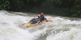 http://www.thegreatnext.com/Kundalika Kolad Nature Rafting Camp Maharashtra Adventure Eco Nature