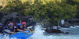 http://www.thegreatnext.com/Kundalika Kolad Nature Rafting Camp Maharashtra Adventure Eco Nature