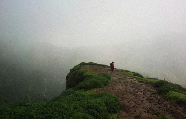 Trek to Kalsubai Peak