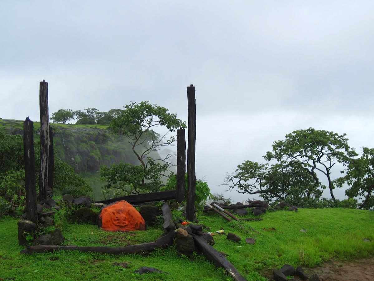 http://www.thegreatnext.com/Sudhagad Fort Trek Maharashtra Monsoon Trekking Adventure Activity Sports Nature Mountains