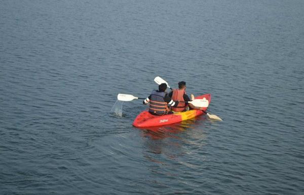 Kodachadri Trek+Kayak Adventure