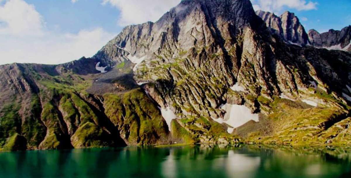 http://m.thegreatnext.com/Kashmir Great Lakes Trek The Great Next Himalayas