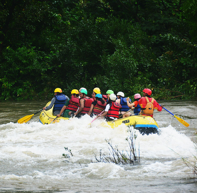 http://www.thegreatnext.com/Kolad Rafting and Bungalow Camp Maharashtra Kundalika River Adventure Activity Sports
