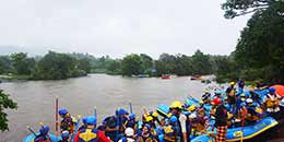 http://www.thegreatnext.com/Kolad Rafting and Bungalow Camp Maharashtra Kundalika River Adventure Activity Sports