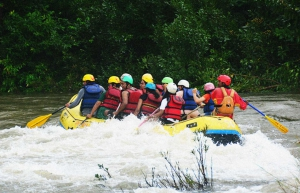 Kolad rafting+caravan stay (weekends)