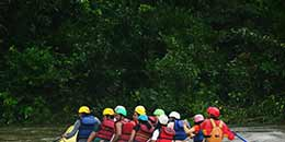 http://m.thegreatnext.com/Kolad Rafting and Cabin Camp Maharashtra Kundalika River Adventure Activity Sports
