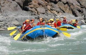 Family Adventure in Chakrata and Tehri region