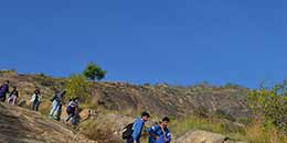 http://m.thegreatnext.com/Kabbal Durga Trek Fort Bangalore Kanakapura Trekking Sahyadris The Great Next