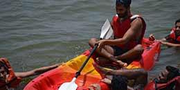 http://www.thegreatnext.com/Manchanabele Night Trek Paintball Kayaking Southern Sahyadris Bangalore The Great Next
