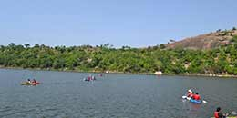 http://www.thegreatnext.com/Narayangiri Trek Manchanabele Kayaking Swimming Bangalore Kanakapura Trekking Sahyadris The Great Next