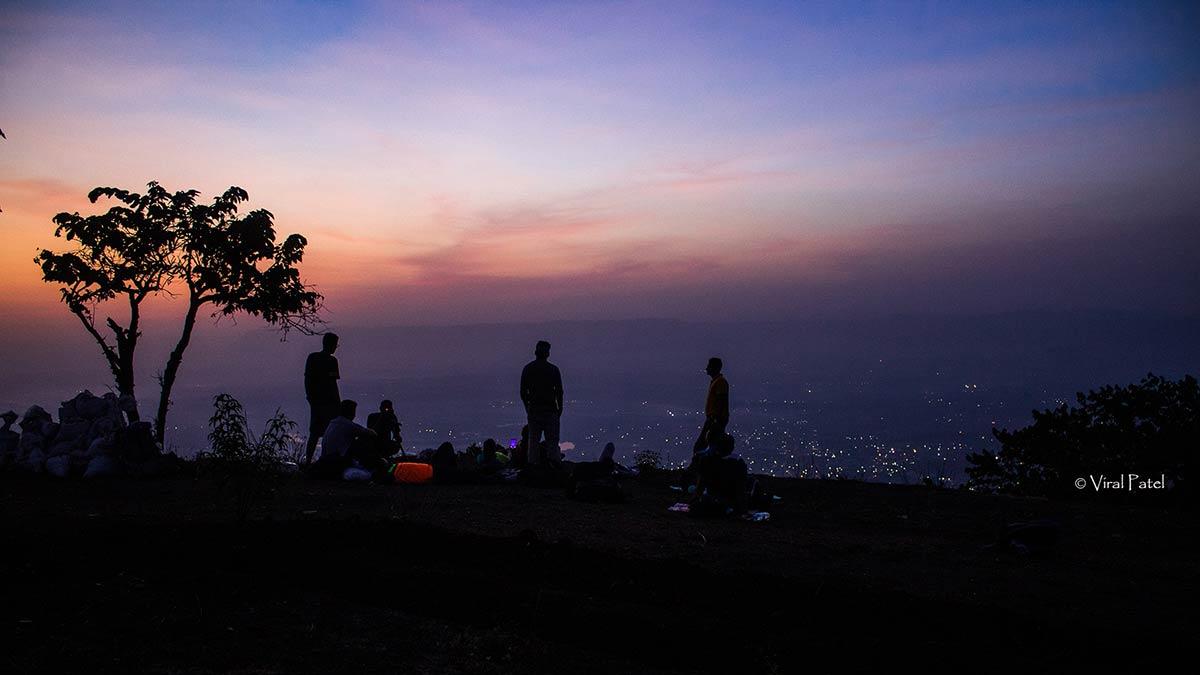 http://m.thegreatnext.com/Kalsubai Night Trek Maharashtra Mountain Fort Trekking Adventure Travel History Nature