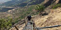 http://m.thegreatnext.com/Kalsubai Night Trek Maharashtra Mountain Fort Trekking Adventure Travel History Nature