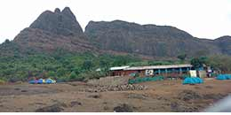 http://www.thegreatnext.com/Prabalmachi Trek Camp Maharashtra Mountains Adventure Travel Nature Fun Activity