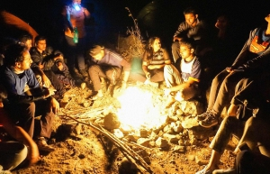 Sandhan Valley trek and camping
